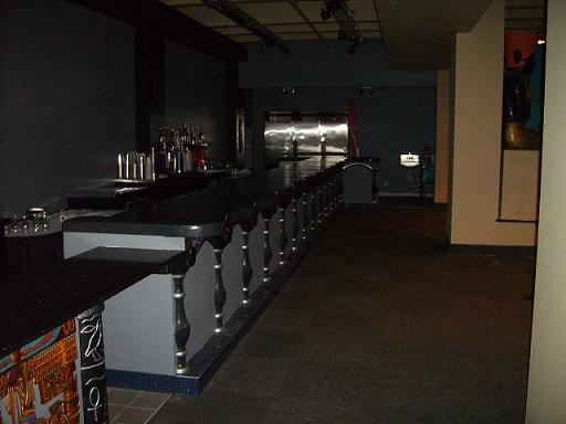 Custom Bar, Designed and created by Edin Maslo